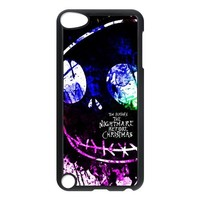 Jack Skellington Durable Ipod Touch 5th Cover Case Custom Personalized The Nightmare Before Christmas