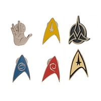 Star Trek Pins