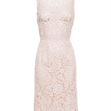 Lace Dress - DOLCE & GABBANA