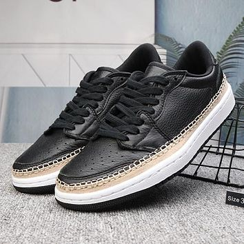 NIKE Air Jordan Old Skool Woman Men Fashion Flats Shoes