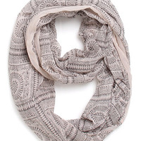 With Love From CA Ethnic Print Scarf at PacSun.com