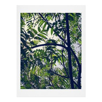 Chelsea Victoria Jungle Love Art Print