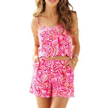 Ivy Crop Top & Short Set - Lilly Pulitzer