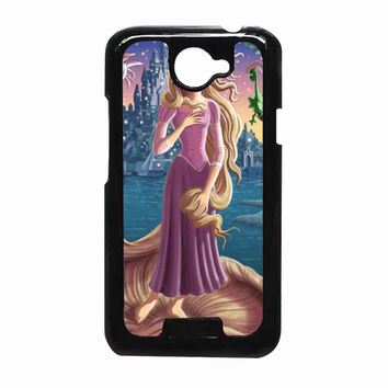 Birth of Venus Parody Tangled 7cccf835-2119-4806-a111-f6947f53590e FOR HTC One X CASE *RA*