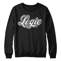 Logic Young Sinatra Under Pressure VMG Crewneck Sweatshirt