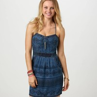 AEO Women's Quilted Corset Dress