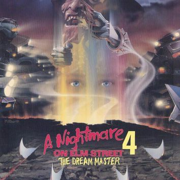 A Nightmare on Elm Street 4: Dream Master 27x40 Movie Poster (1988)