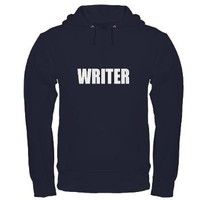 "Castle ""WRITER"" Hoodie (dark)> Castle TV Store"