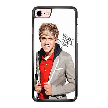 Niall Horan Art iPhone 7 Case