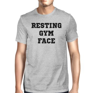 RGF Mens Funny Workout Shirt Gym T-Shirt Gifts For Workout Lovers
