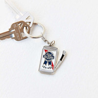VERAMEAT Chug Keychain | Urban Outfitters