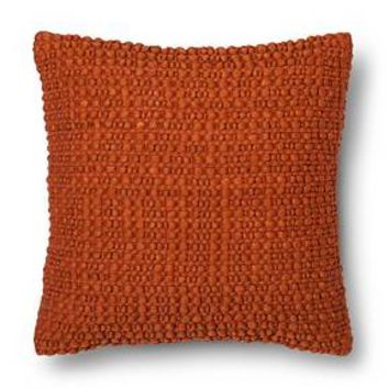 Throw Pillow Textured - Threshold™