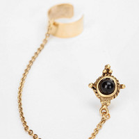 Urban Outfitters - Stone Cuff Earring