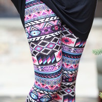 Diva Tribal Leggings