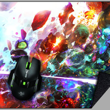 Space Rapture Mousepad