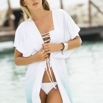 Dreamy Beaded Beach Dress & Cover-Up