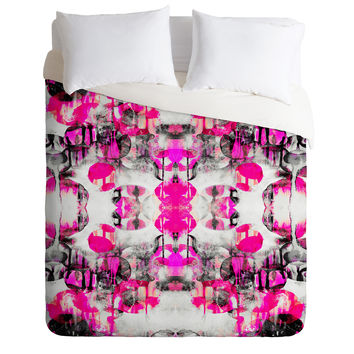 Elisabeth Fredriksson A Touch Of Pink Duvet Cover