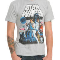 Star Wars Poster T-Shirt