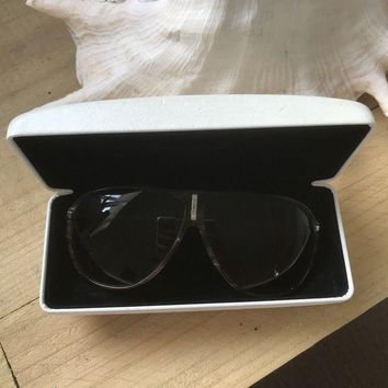 Versace Sunglasses Authentic Brown Frame Used Women??s