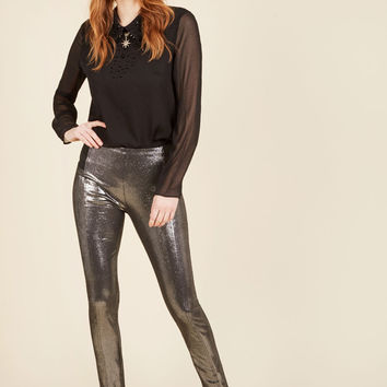 All Kinds of Shine Pants | Mod Retro Vintage Pants | ModCloth.com