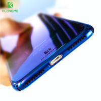 Blue-Ray Light Phone Case for iphone 6 6S plus case 5 5S SE...