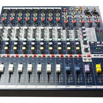 Soundcraft EFX8 Mixing Board