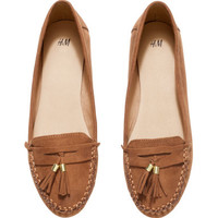 H&M Loafers with tassels £14.99