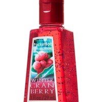 PocketBac Sanitizing Hand Gel Winter Cranberry