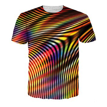 Hologram Melt T-Shirt