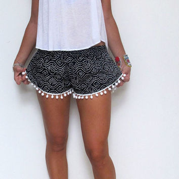 Limited Edition Boho Shorts