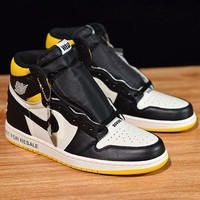 Air Jordan 1 Basketball OG Not For Resale Sneakers Luxury Designer Men Sports Shoes Like Training Basketball Shoes