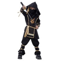 Kids Halloween Cosplay Costumes Boy Costumes Camouflage Ninja Dressed Up Children Naruto Cosplay