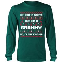 Ugly Grammy Sweater T-Shirt - Grammy Shirt
