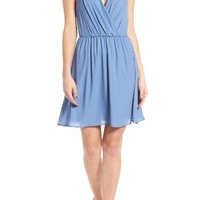 Lush Surplice Camisole Dress | Nordstrom