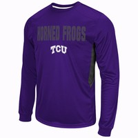 Colosseum TCU Horned Frogs Trainer Tee