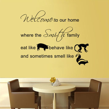 Hot Sale Wall Sticker Home Decoration Stickers [6034262337]