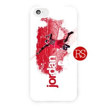 Michael Jordan Symbol For iPhone 5 / 5S / 5C Case