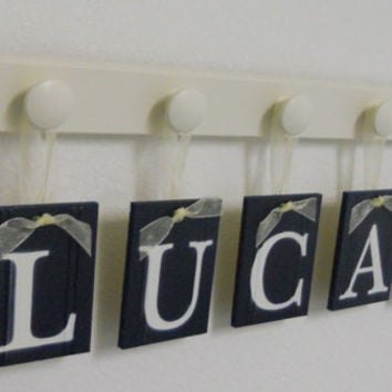 Best Wooden Wall Letters For Boys Products On Wanelo