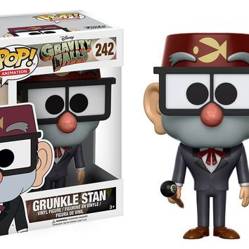 Funko Pop Disney: Gravity Falls Grunkle Stan 242 12375