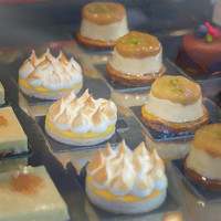 Visions Of Pastries In Valencia Spain