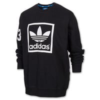 Men's adidas Originals 3Foil Crew Sweatshirt