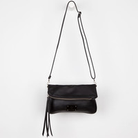 Metal Mulisha Black Lips Crossbody Bag Black One Size For Women 22869710001