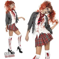 DCCK0OQ Halloween Zombie Cosplay Party Costume [8939301063]
