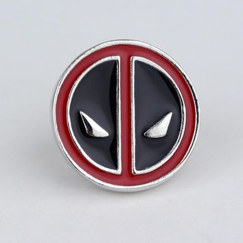 Deadpool Dead pool Taco Hot Anime Cartoon  Pins and Brooches Newest Fashion Enamel Pin for Women and Men Metal Alloy Badge 2017 AT_70_6