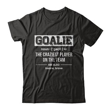 Goalie Gear Goalkeeper Definition Soccer Hockey