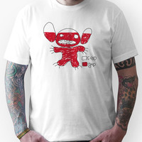 Stitch: Good vs Bad Unisex T-Shirt