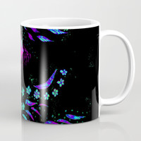 Hidden Face Mug by ES Creative Designs