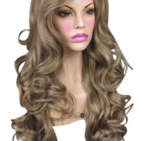 Damsel Lace Front Wig - Powder Room D