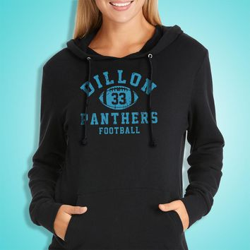 Dillon Panthers Friday Night Lights Dillon Football Women'S Hoodie