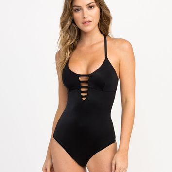 RvCA Soild One Piece